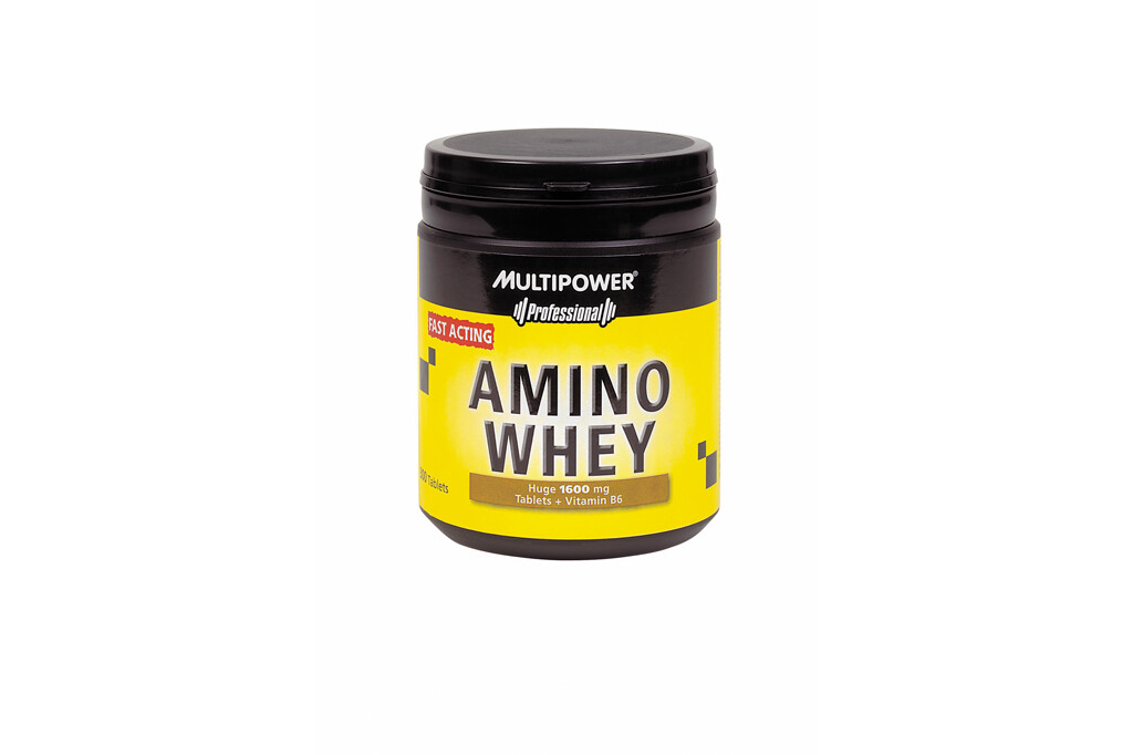 Multipower Amino Whey Tablets